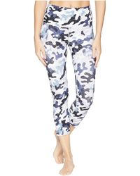 Lorna Jane - Bootcamp Core 7/8 Tights (bootcamp Print) Women's Casual Pants - Lyst