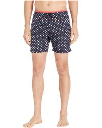 Scotch & Soda - Navy Bright Swimshorts - Lyst