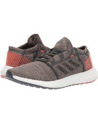 42947c7e4f037 adidas Originals - Pureboost Go (core Black scarlet clear Orange) Men s  Shoes
