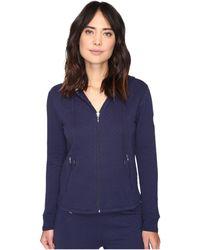 Lauren by Ralph Lauren - Lounge Zip Hoodie (navy) Women's Pajama - Lyst
