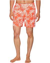 Tommy Bahama - Naples Muy Caliente Swim Trunk (electric Coral) Men's Swimwear - Lyst