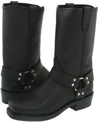 Dingo - Dean (black) Cowboy Boots - Lyst