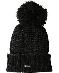 CALVIN KLEIN 205W39NYC - Chenille Hat With Pom - Lyst