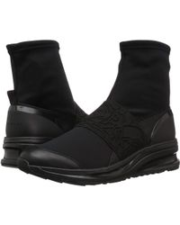 Taryn Rose - Zorah Weatherproof (black/black Matte Stretch/calf) Women's Shoes - Lyst
