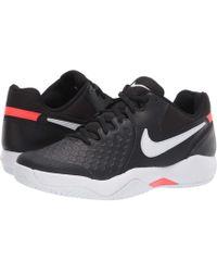 4f8895ef5501 Nike - Air Zoom Resistance (white black bright Crimson) Men s Tennis Shoes