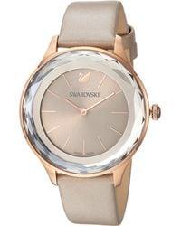 Swarovski - Octea Nova Watch (gray) Watches - Lyst