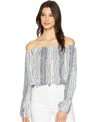 Lucy Love - Let It Loose Top (sail Blue) Women's Clothing - Lyst