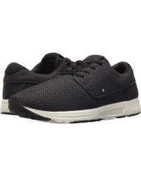 Rip Curl - Roamer (black) Men's Lace Up Casual Shoes - Lyst
