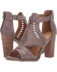 39b45f1de Report - Roselet (grey) Women s Shoes - Lyst