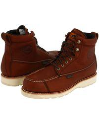 Irish Setter - Wingshooter Waterproof 6 838 (amber Leather) Men's Waterproof Boots - Lyst