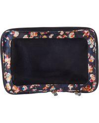 Vera Bradley - Medium Expandable Packing Cube (cut Vines) Luggage - Lyst