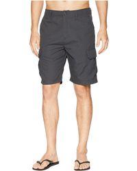 Billabong - Scheme Submersible Shorts (charcoal Heather) Men's Shorts - Lyst