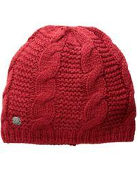 bdcb29efa Lyst - Ktz Women s Buffalo Bills Polar Dust Knit Hat in White
