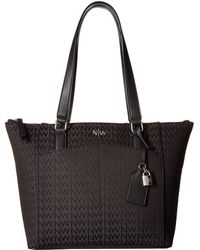 Nine West - Atwell Tote (nude/nude) Tote Handbags - Lyst