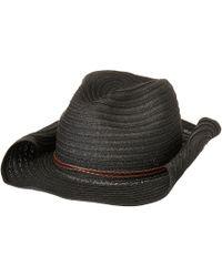 a3f2392f85d San Diego Hat Company - Pbc2443os Paperbraid Cowboy W  Double Braid Trim  (natural)