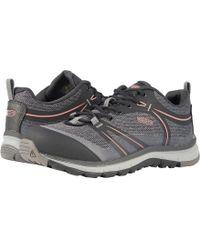 Keen Utility - Sedona Low Aluminum Toe (raven/rose Dawn) Women's Work Boots - Lyst