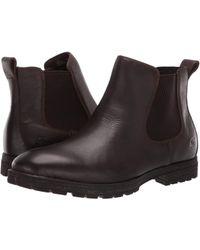 Born - Luc (black Full Grain Leather) Men's Shoes - Lyst