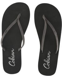 Cobian - Nias Bounce (charcoal) Women's Sandals - Lyst
