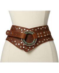 Leatherock - 1071 (grizzly Bark) Women's Belts - Lyst