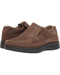 Drew - Bexley (brown Tumbled) Men's Slip-on Dress Shoes - Lyst
