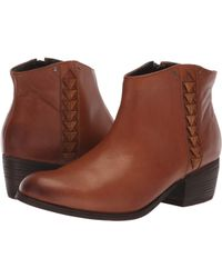 Clarks - Maypearl Fawn (mahogany Leather) Women's Shoes - Lyst