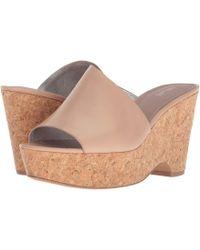Diane von Furstenberg - Bonnie (cappuccino Leather) Women's Shoes - Lyst