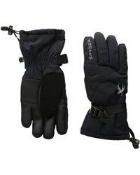 Spyder - Essential Ski Gloves - Lyst