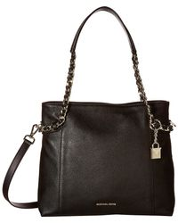 MICHAEL Michael Kors - Remy Medium Shoulder Tote - Lyst