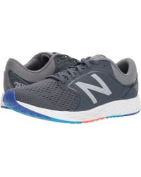 e6b3abaa6a2acf New Balance - Fresh Foam Zante V4 (deep Porcelain Blue pigment) Men s  Running
