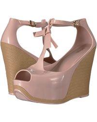 Melissa - Peace Vi (sand) Women's Shoes - Lyst