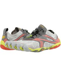 Vibram Fivefingers - V-run (black/yellow/purple) Women's Shoes - Lyst