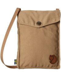 Fjallraven - Pocket - Lyst