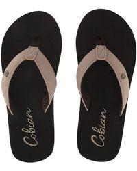 Cobian - Cancun Bounce (black) Women's Sandals - Lyst