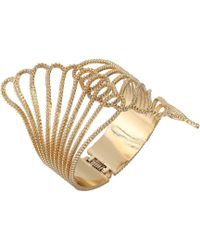 Guess | Fan Hinge Cuff | Lyst
