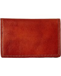 Bosca - Dolce Collection - Calling Card Case - Lyst