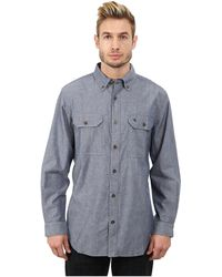 Carhartt - Fort Solid L/s Shirt - Lyst