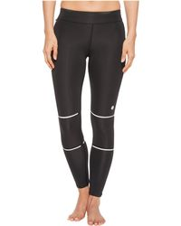 Asics - Lite-show 7/8 Tights (performance Black) Women's Workout - Lyst