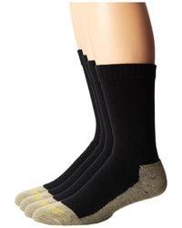 Dan Post - Work & Outdoor Socks Mid Calf Mediumweight Steel Toe 4 Pack - Lyst