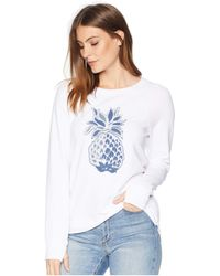 Tommy Bahama - Jen Terry Pineapple Crew (white) Women's Clothing - Lyst