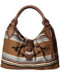 STS Ranchwear - Serape Slouch Bag - Lyst
