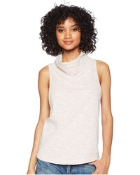 Free People - Summer Thing Tank Top (lilac) Women's Sleeveless - Lyst