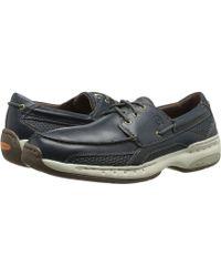 Dunham - Captain (brown) Men's Slip On Shoes - Lyst