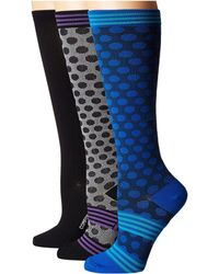 Comfortiva - Compression Socks 3-pack - Lyst