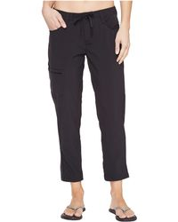 Toad&Co - Jetlite Crop Pants (black) Women's Casual Pants - Lyst