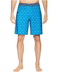 Rip Curl - Mirage Breakwater Boardshorts (light Blue) Men's Swimwear - Lyst