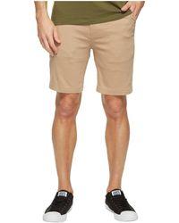 Huf - Fulton Classic Shorts (black) Men's Shorts - Lyst