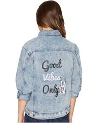 Brigitte Bailey - Galiot Denim Jacket - Lyst