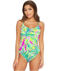 Lilly Pulitzer | Azalea One-piece Swimsuit | Lyst