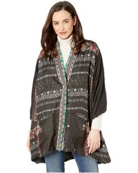 Johnny Was - Dacey Lined Kimono (multi) Women's Clothing - Lyst