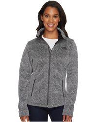 The North Face - Apex Chromium Thermal Jacket (tnf Black Herringbone) Women's Coat - Lyst